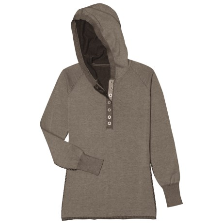 Aventura Clothing Overton Hoodie Sweater - Organic Cotton (For Women)