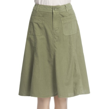 Aventura Clothing Ballari Skirt - Hemp-Organic Cotton (For Women)