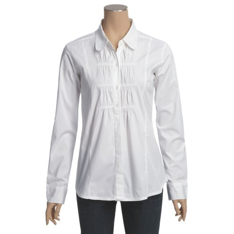 Aventura Clothing Taelyn Shirt - Roll-Up Long Sleeve (For Women)