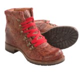 Vintage Shoe Company Minden Boots - Leather (For Women)