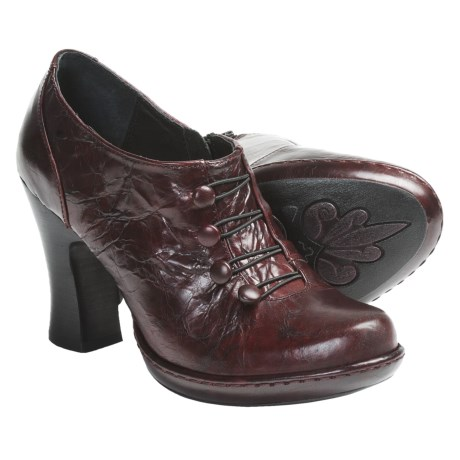 Born Crown by  Hetty Ankle Boots - Side Zip (For Women)