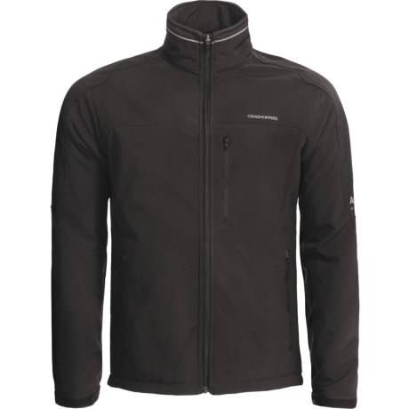 Craghoppers Altitude Jacket - Soft Shell (For Men)