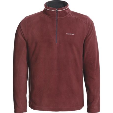 Craghoppers Corey II Microfleece Pullover - Zip Neck (For Men)