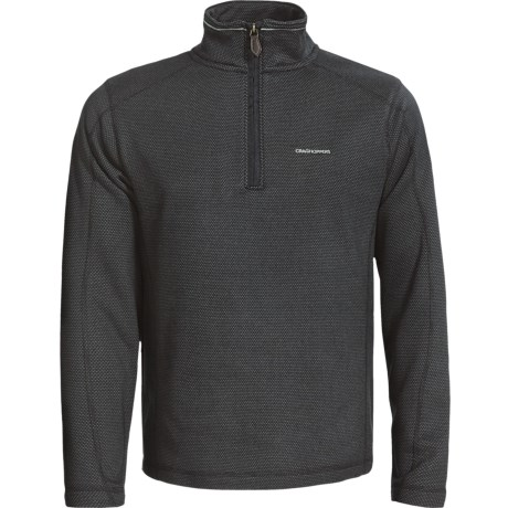 Craghoppers Olav Fleece Pullover - Zip Neck (For Men)