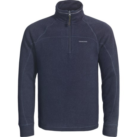 Craghoppers Risor Fleece Pullover - Zip Neck (For Men)