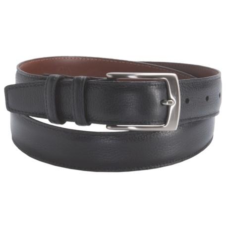 Torino Belgium Calf Leather Belt - 32mm (For Men)
