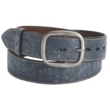 Torino Heritage Belt - 40mm, Aniline Leather (For Men)