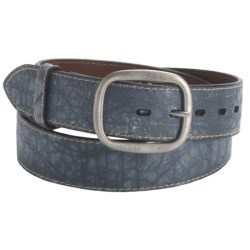 Torino Heritage Belt - 40mm, Aniline Leather (For Men)