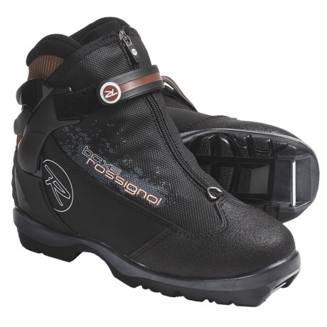 Rossignol BC X-5 Backcountry Cross-Country Ski Boots - BC NNN (For Men and Women)