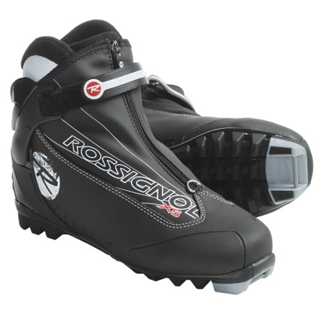 Rossignol X5 Classic Cross-Country Boots - NNN (For Men and Women)