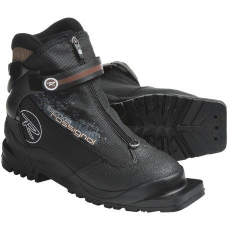 Rossignol BC X-5 Backcountry Cross-Country Boots - 3-Pin (For Men and Women)