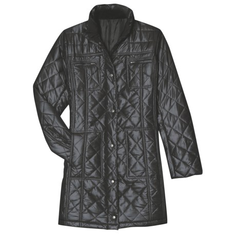 Aventura Clothing Morgan Car Coat - Insulated (For Women)