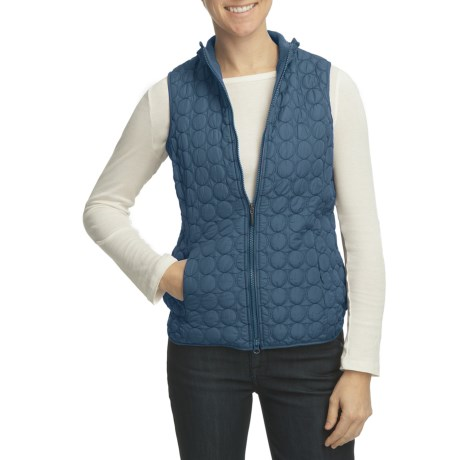 Aventura Clothing Lexi Vest - Fleece Lining (For Women)