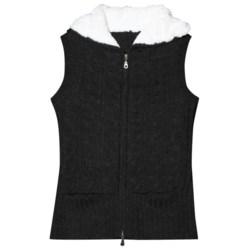Aventura Clothing Lockhart Hooded Sweater Vest (For Women)