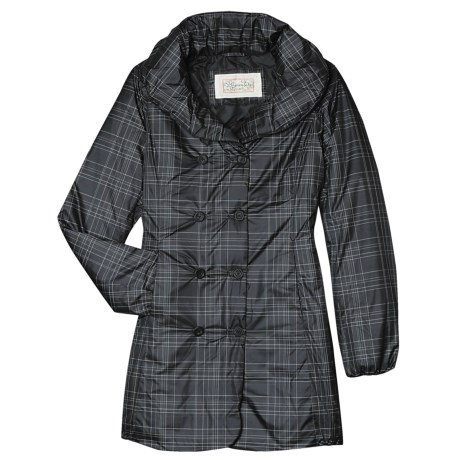 Aventura Clothing Arlington Car Coat - A-Line Cut, Insulated (For Women)