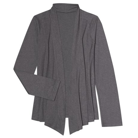 Aventura Clothing Kaysen Wrap Cardigan Sweater - Long Sleeve (For Women)