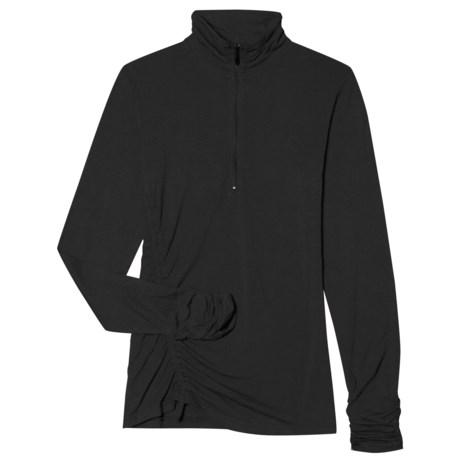 Aventura Clothing Glenora Shirt - Zip Neck (For Women)