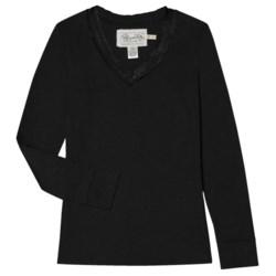 Aventura Clothing Schaffer Shirt - Organic Cotton, Long Sleeve (For Women)
