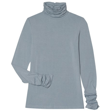 Aventura Clothing Glenora Turtleneck - Long Sleeve (For Women)