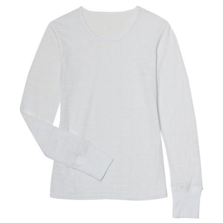 Aventura Clothing Brinley Burnout Shirt - Long Sleeve (For Women)