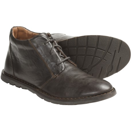 Crown by Born Eckhardt Leather Boots - Lace-Ups (For Men)