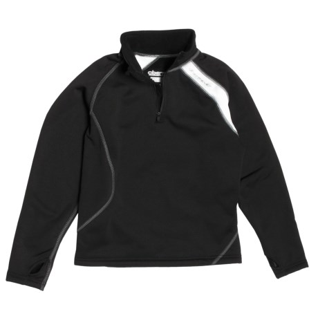Obermeyer Alias Pullover - Zip Neck (For Boys)