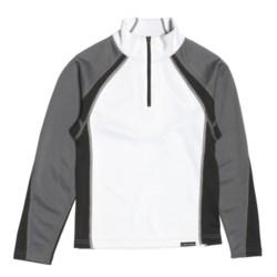 Obermeyer Flex Pullover Shirt - Zip Neck, Long Sleeve (For Boys)
