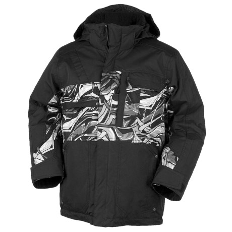 Obermeyer Hixcy Jacket - Insulated (For Boys)