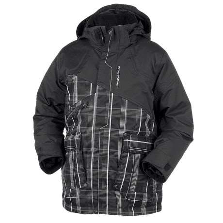 Obermeyer Cizzle Jacket - Insulated (For Boys)