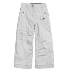 Obermeyer Twilight Snow Pants - Insulated (For Girls)
