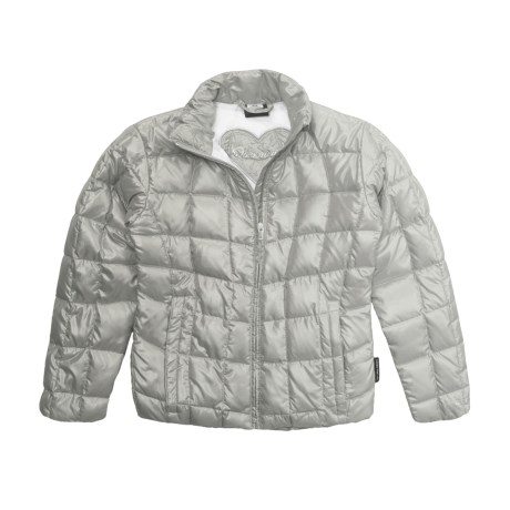 Obermeyer Kassandra Sweater Jacket - Down (For Girls)