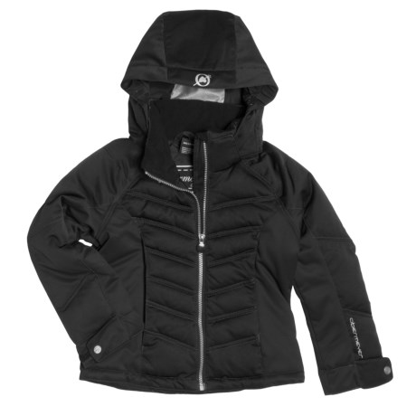Obermeyer Circuit Jr. Down Jacket - Insulated (For Girls)
