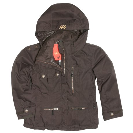 Obermeyer Victoria Jacket - Insulated (For Girls)