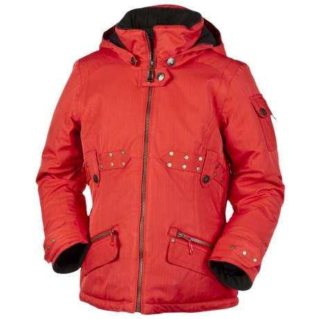 Obermeyer Rosalee Jacket - Insulated (For Girls)