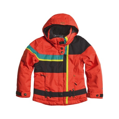 Obermeyer Bella Jacket - Insulated (For Girls)