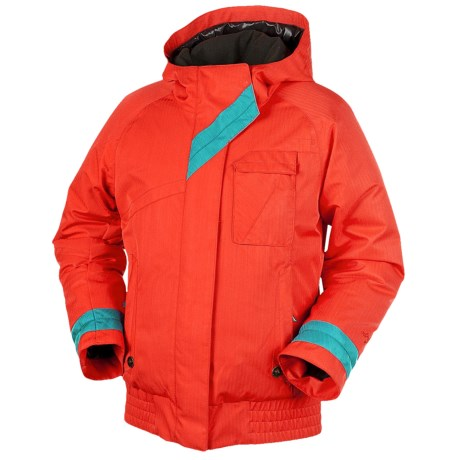Obermeyer Alice Jacket - Insulated (For Girls)