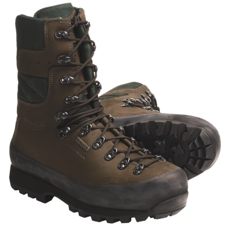 "Kenetrek Boots Mountain 400 10"" Hunting Boots - Waterproof, Insulated, Leather (For Men)"