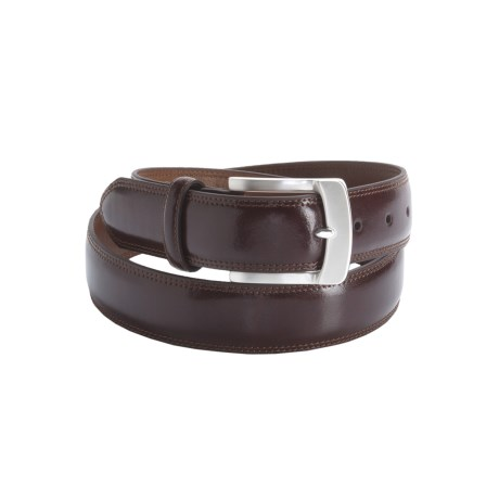 Soft Collection by Bill Lavin Leather Belt - 35mm (For Men)