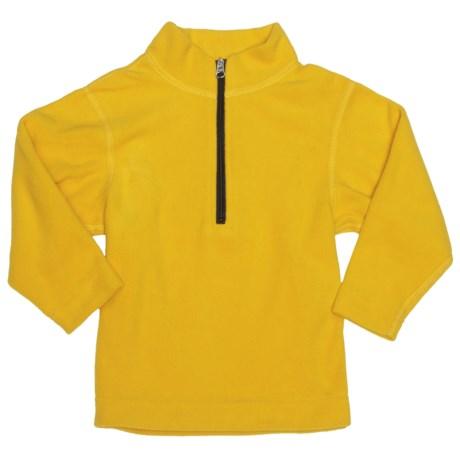 Obermeyer UG 100 Micro Zip Pullover - Fleece, Zip Neck (For Little Kids)
