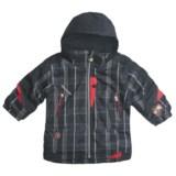 Obermeyer Giant Slalom Jacket - Insulated (For Little Boys)