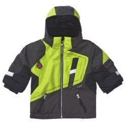Obermeyer Downhill Jacket - Insulated (For Little Boys)