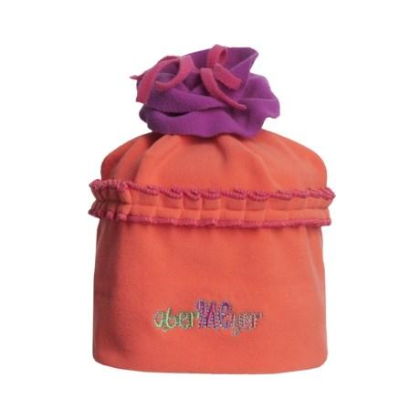 Obermeyer Cupcake Fleece Beanie Hat (For Little Girls)