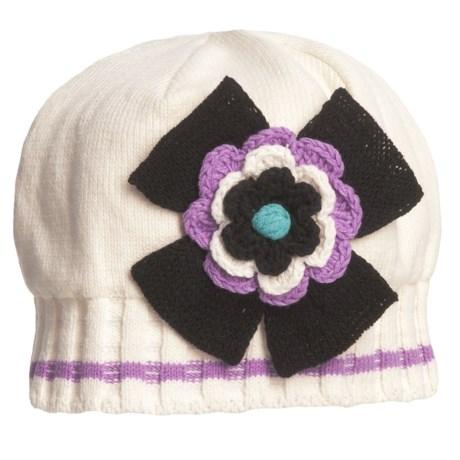 Obermeyer Josie Knit Beanie Hat (For Little Girls)