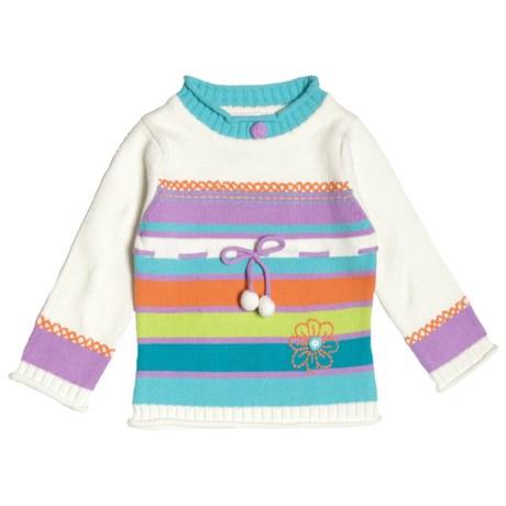 Obermeyer Sugar Sweater (For Little Girls)