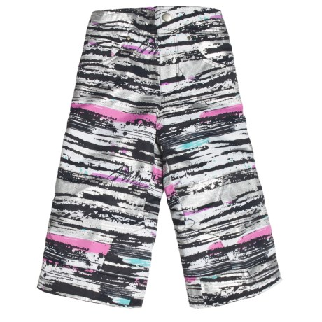 Obermeyer Genie Snow Pants - Insulated (For Little Girls)