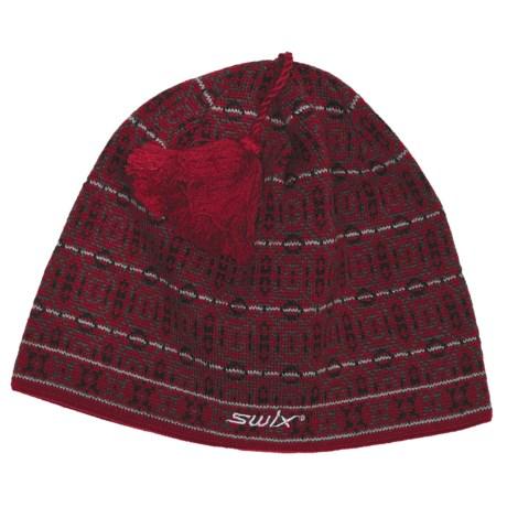 Swix Swox Beanie Hat - Merino Wool (For Men and Women)