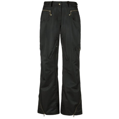 Obermeyer Delia Snow Pants - Insulated (For Women)