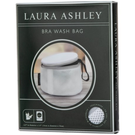 Laura Ashley Mesh Bra Wash Bag - 6""