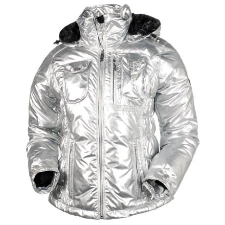 Obermeyer Leighton Jacket - Insulated (For Women)
