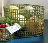 Tag Storage Tote Basket - Sea Grass